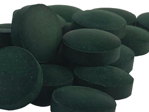 Comprimés de spiruline qualité Bio pures et naturels